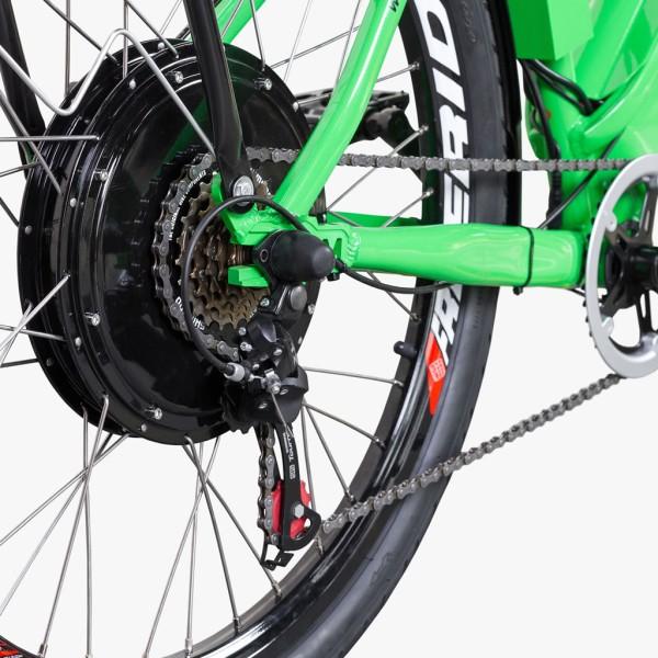 028267461ef Kit Marchas 6 Velocidades Para E-Bike Woie